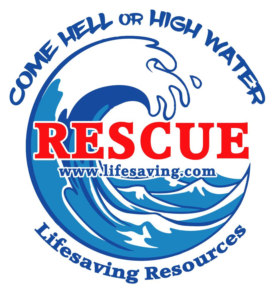 water rescue logos