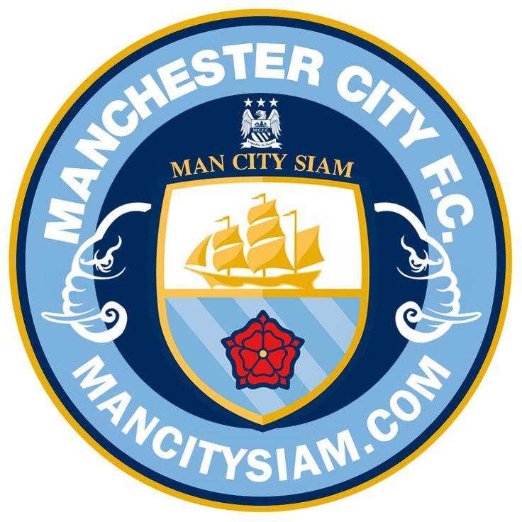 manchester city football logos