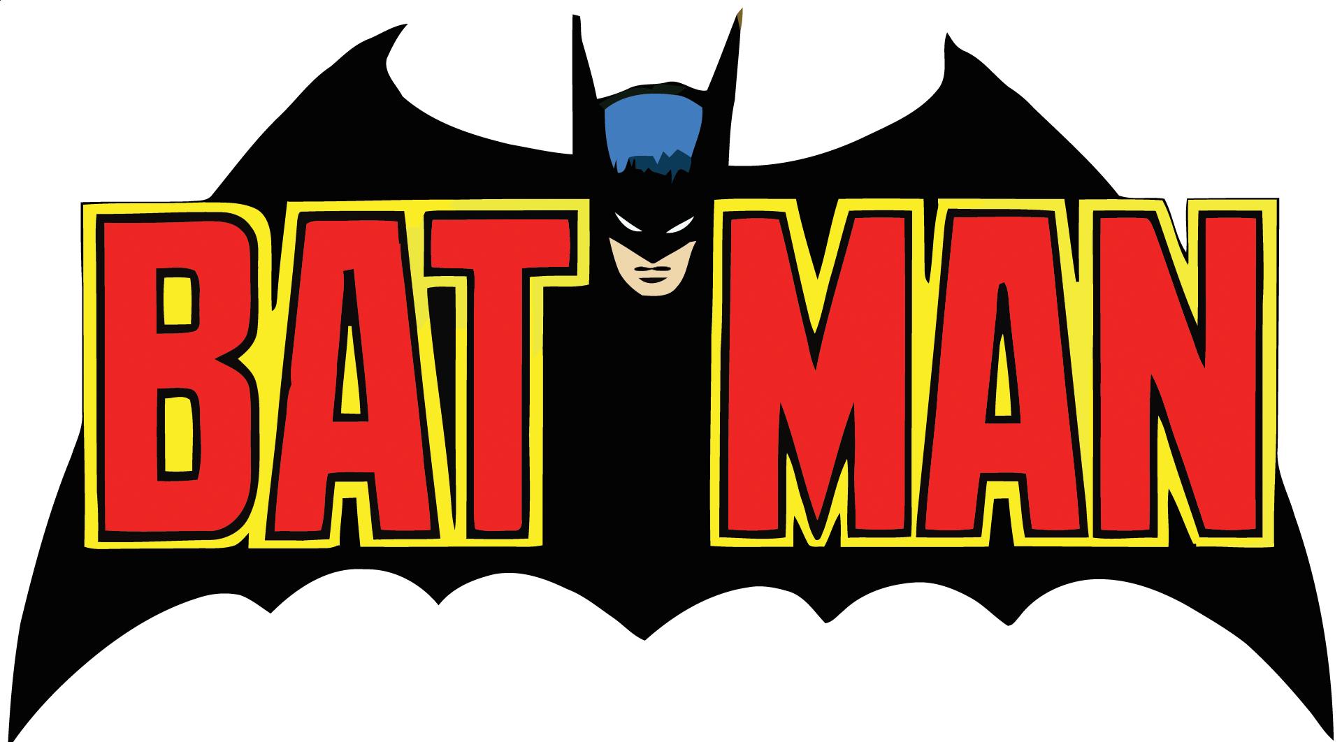 Classic batman logos