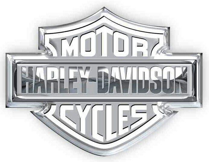 chrome harley logos