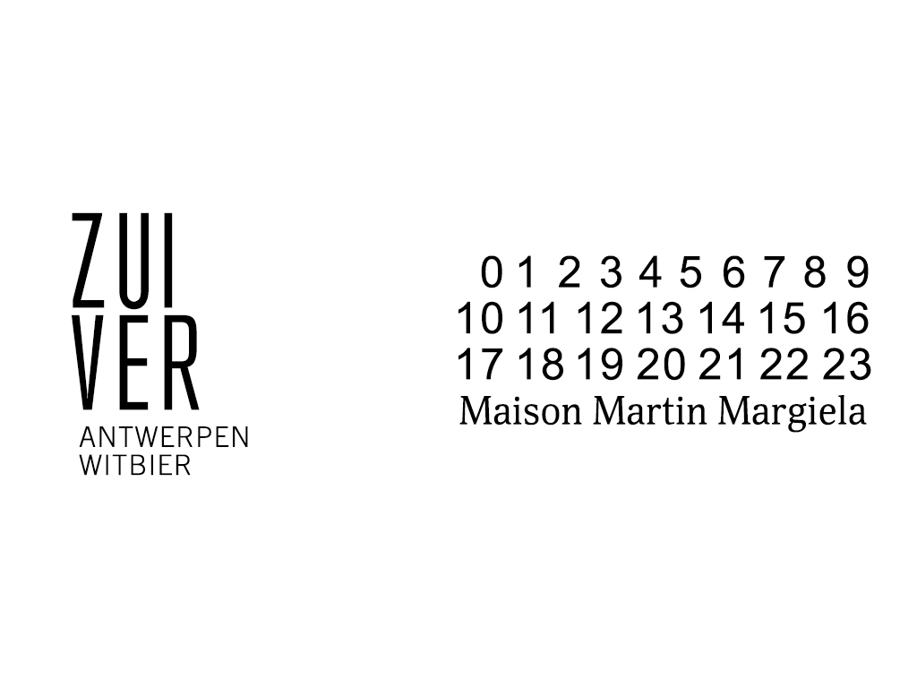 free shipping e5f45 8dfcc Maison margiela Logos