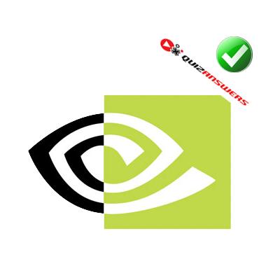 Green eye Logos