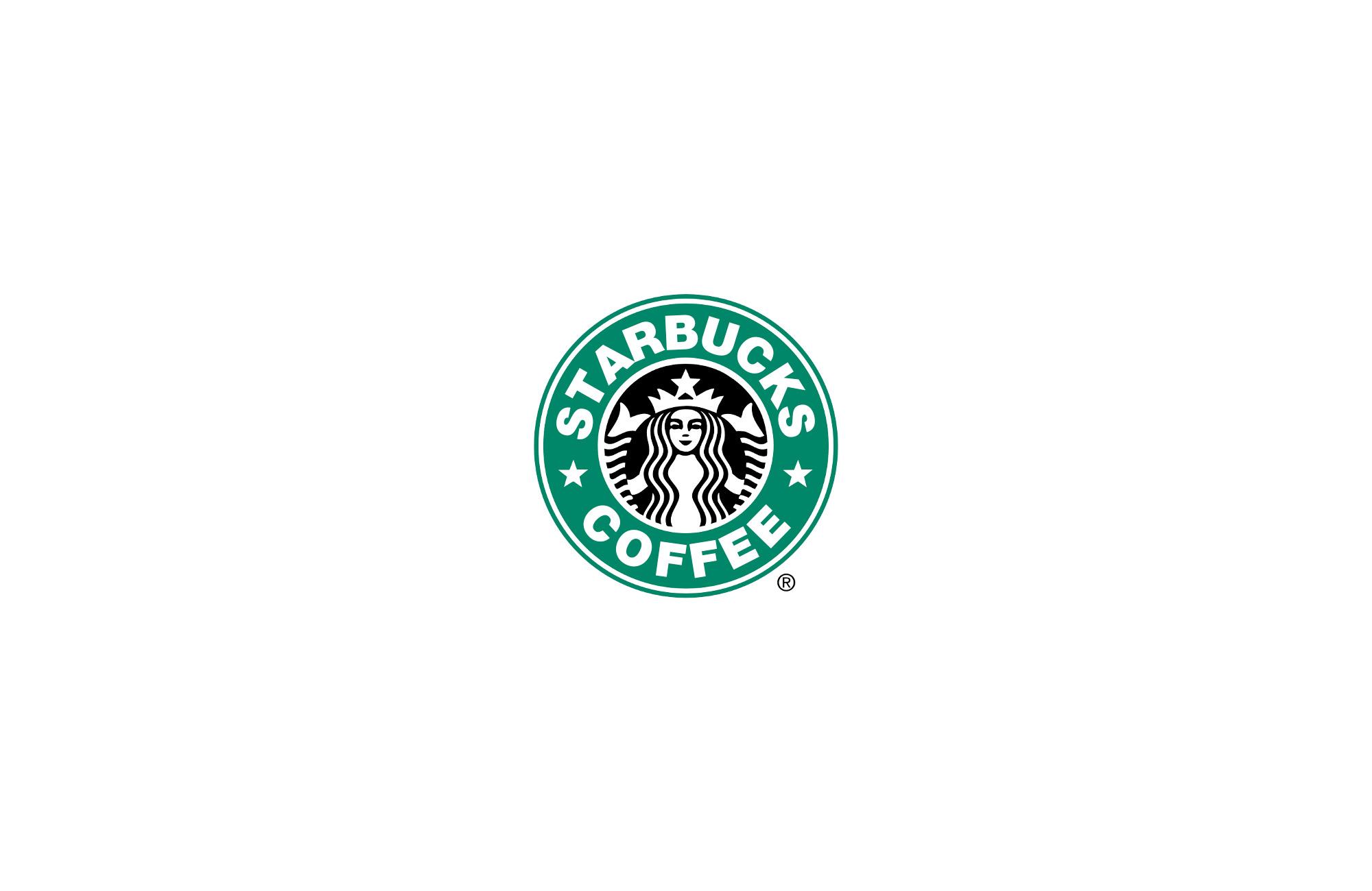 Small Starbucks Logos
