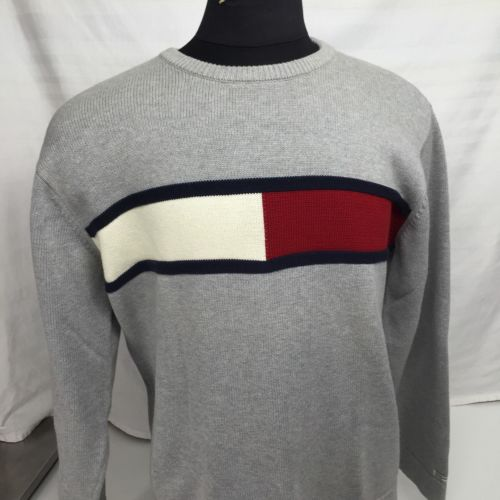 7fb62758 Tommy hilfiger sweater Logos
