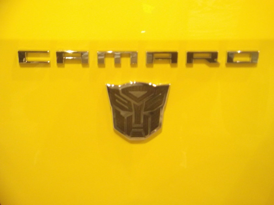 Bumblebee Autobot Logos