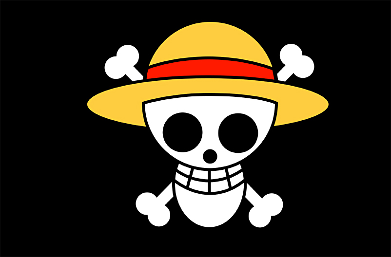 Straw Hat Pirates Logos
