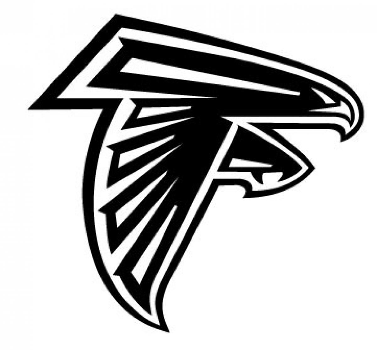 Old Falcons Logos