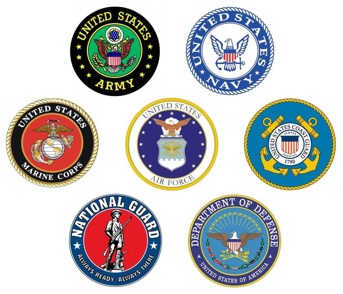 United States Army Logos