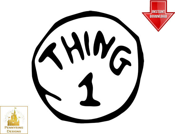 Thing 1 Logos