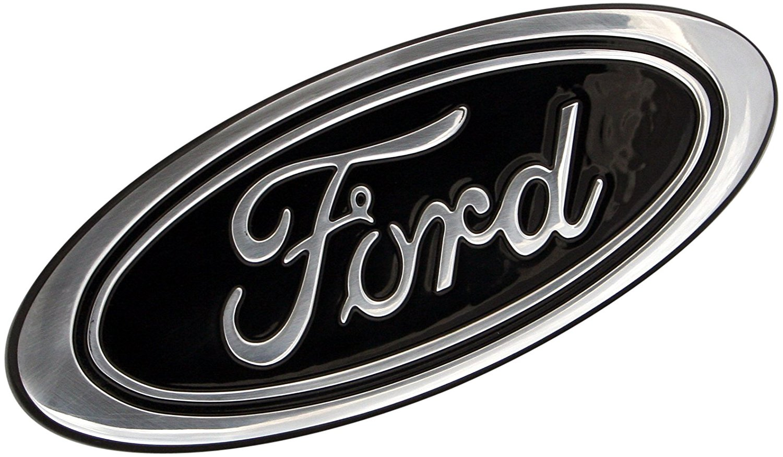 Black Ford Logos