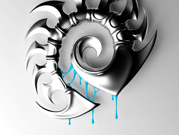 Zerg Logos