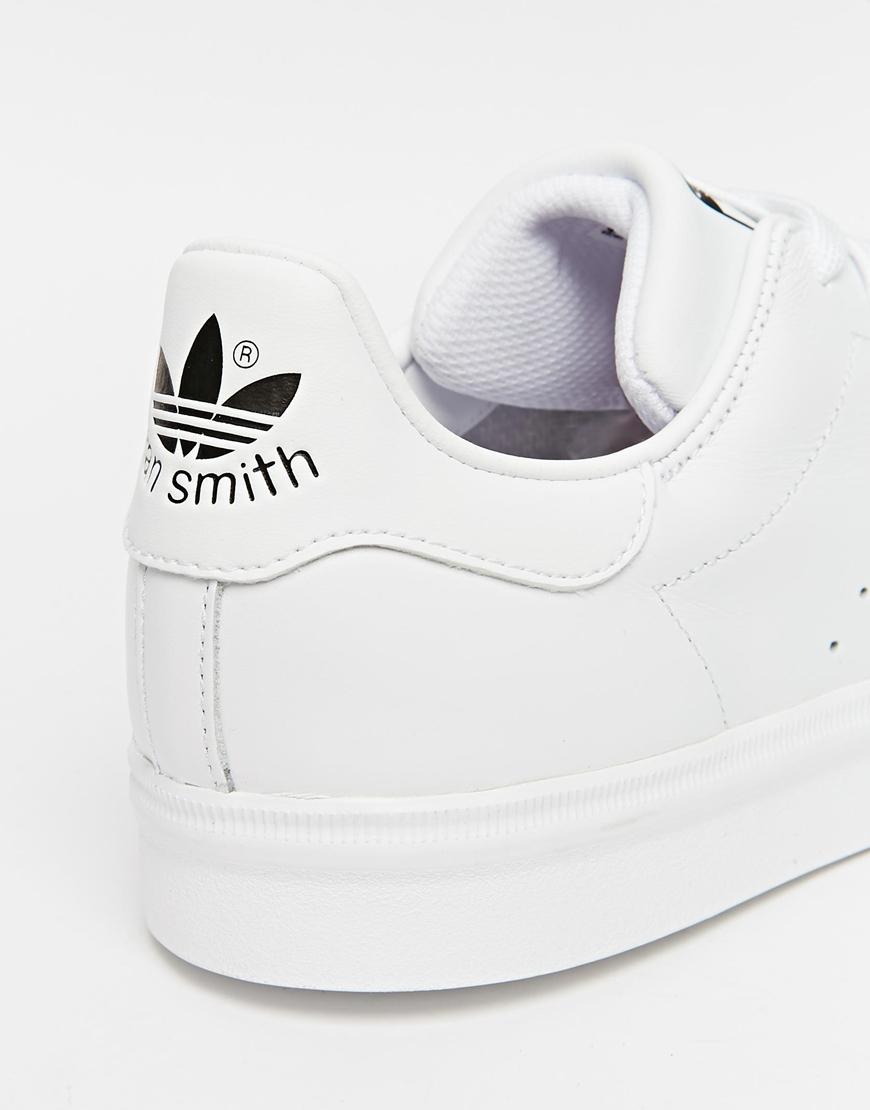 adidas originals stan smith vulc - men's