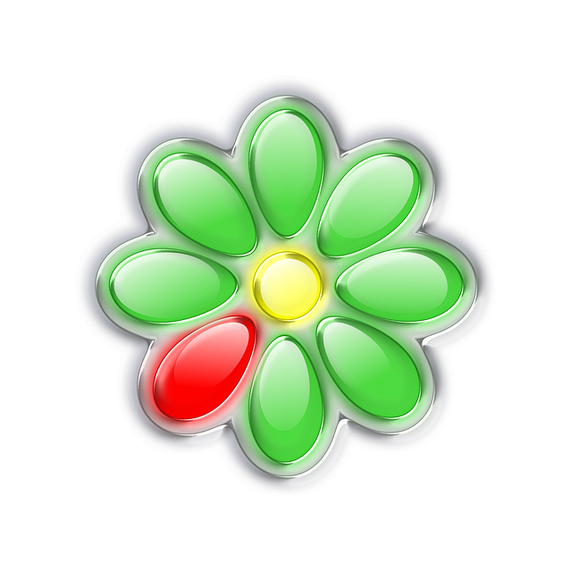 Green And Yellow Flower Logos