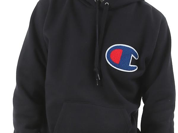 b612d74dc8c0 Champion Sweatshirts Big Logo