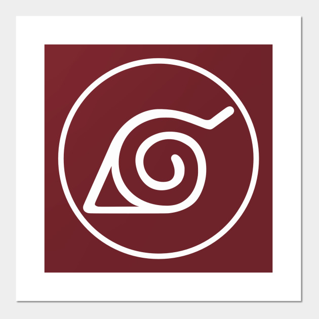 Hidden Leaf Village Logos