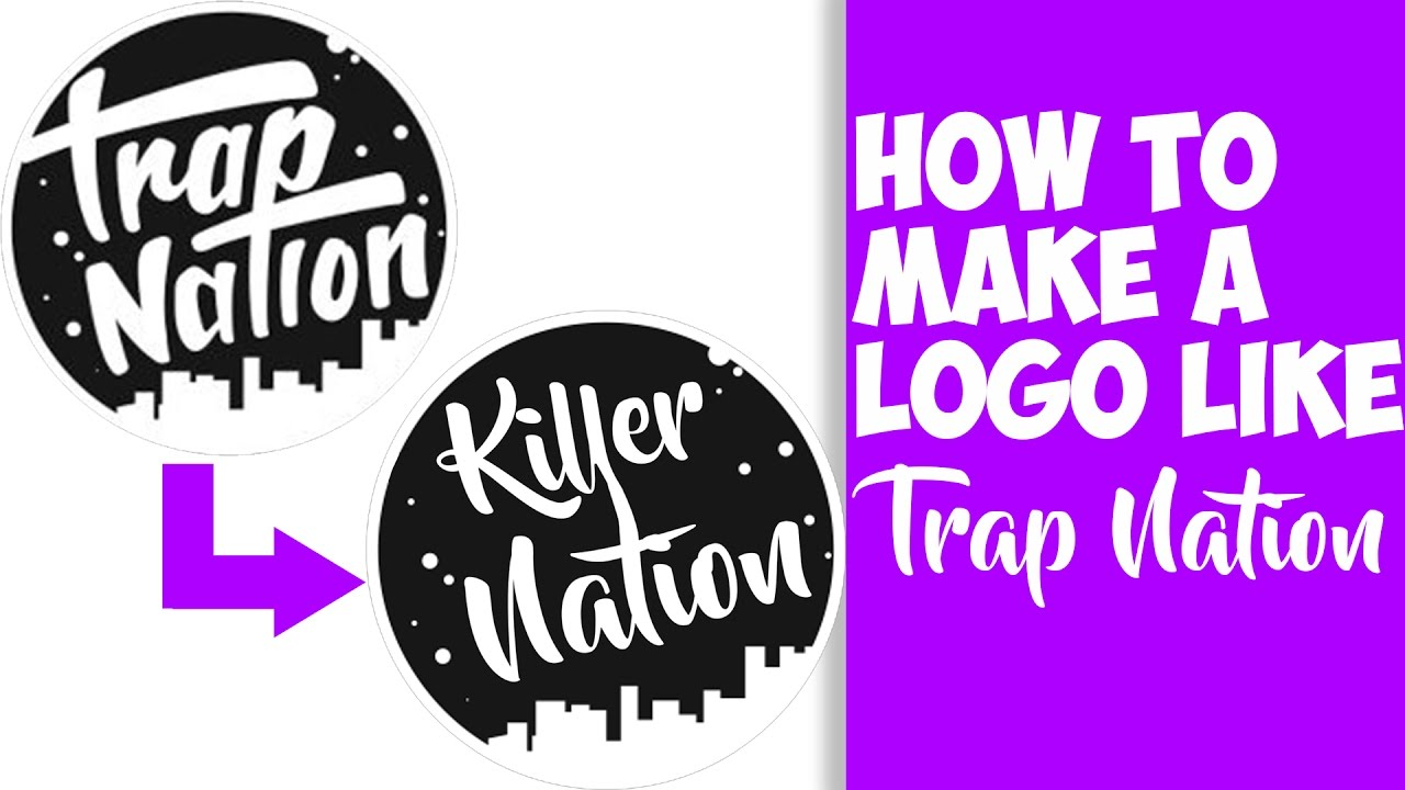 trap nation logos