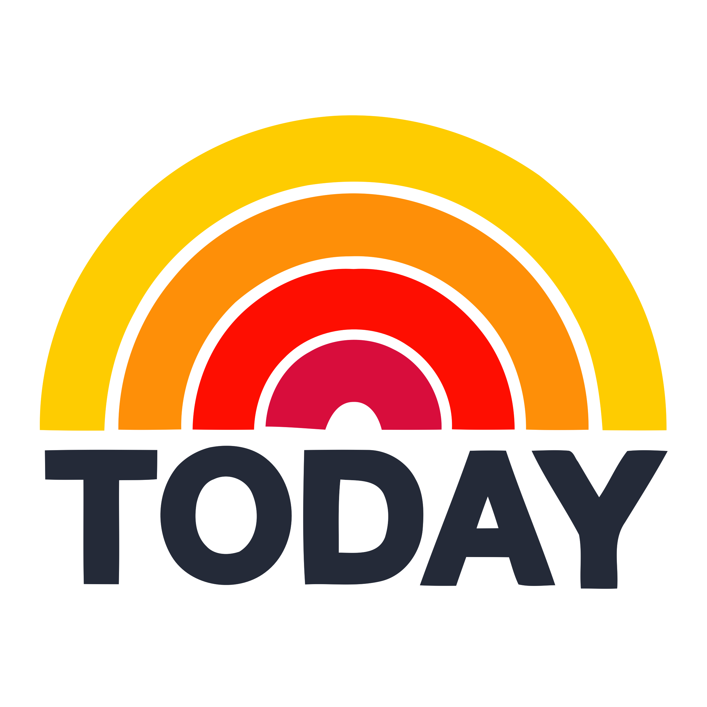 The today show Logos