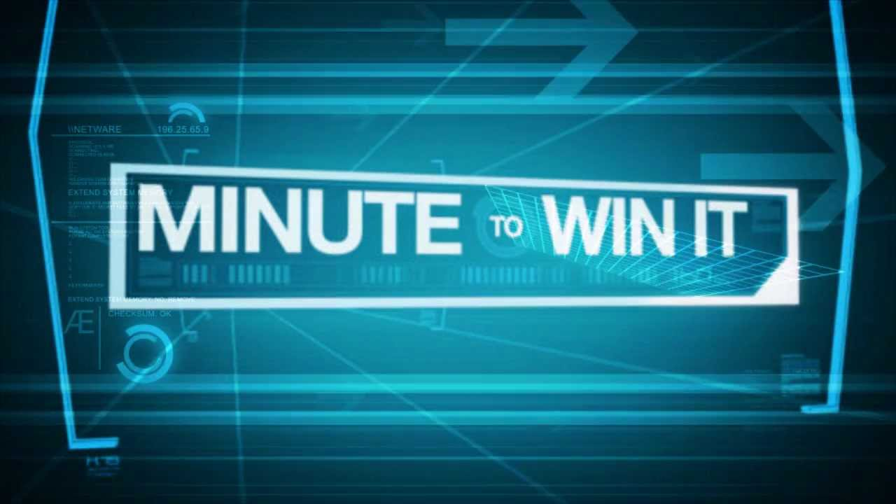 Minute to win it logos maxwellsz