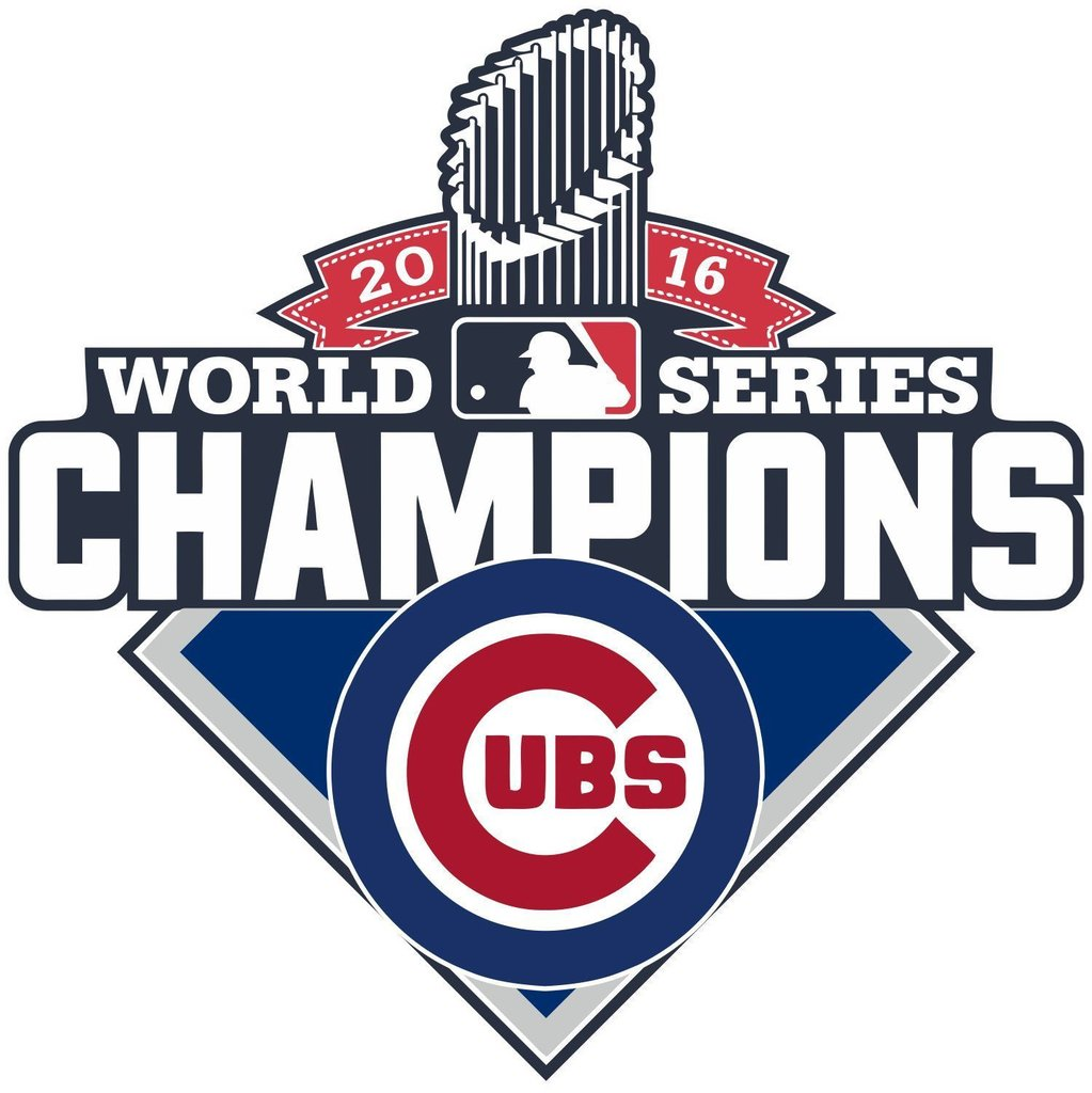 Cubs World Series Logos