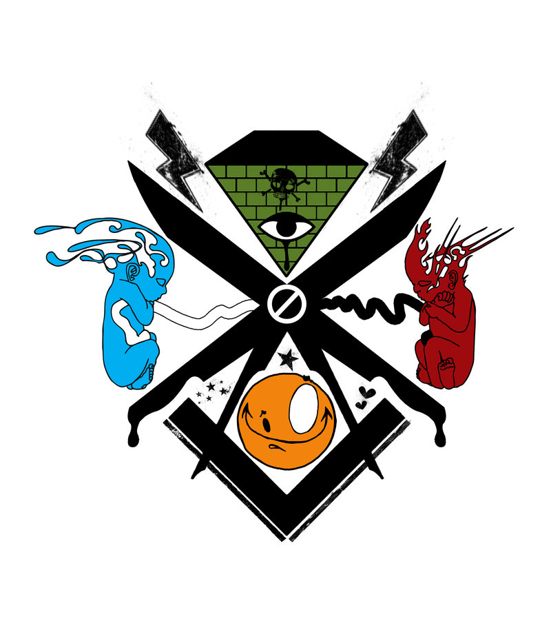 anti illuminati logos