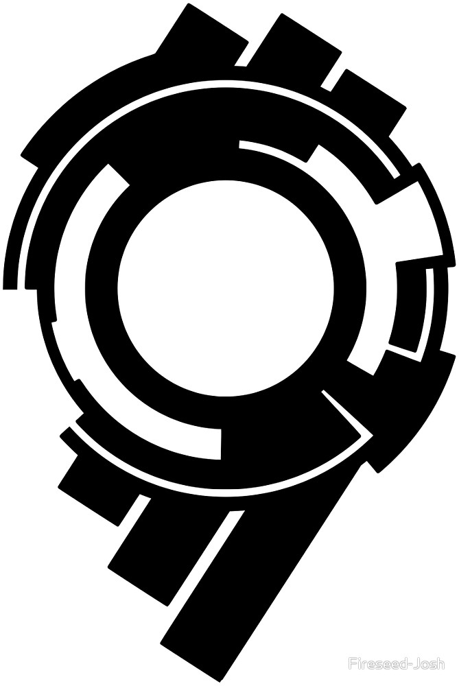 Ghost In The Shell Logos