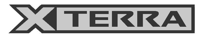 Nissan Xterra Logos
