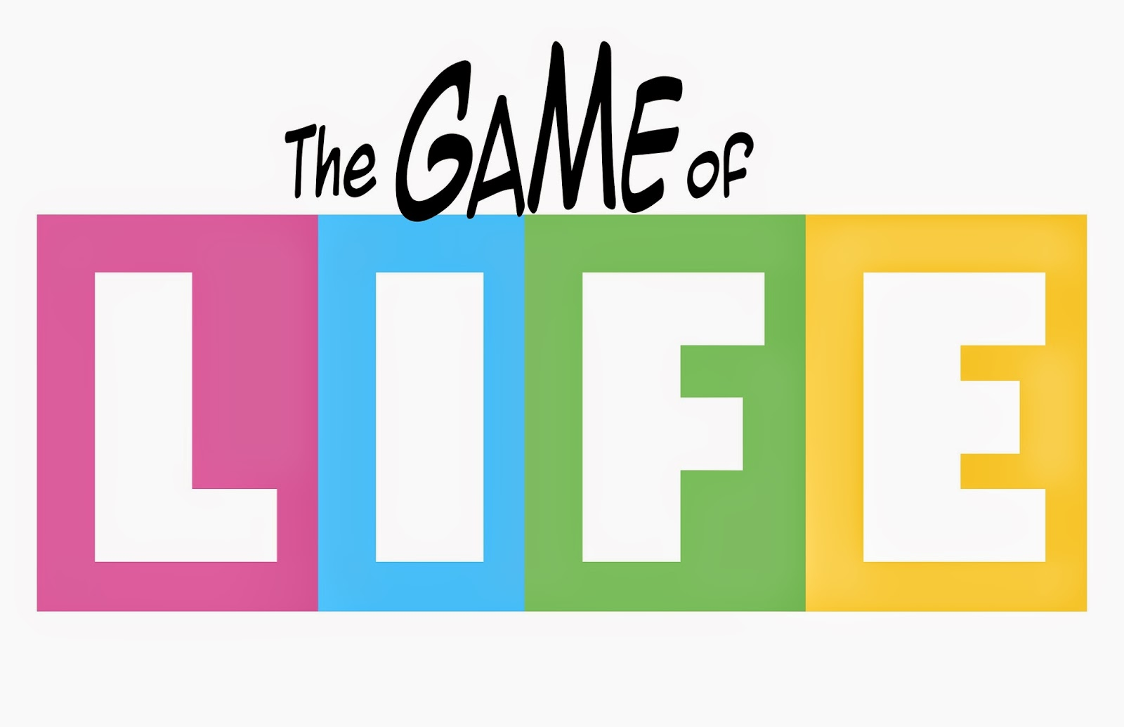 Game Of Life Logos