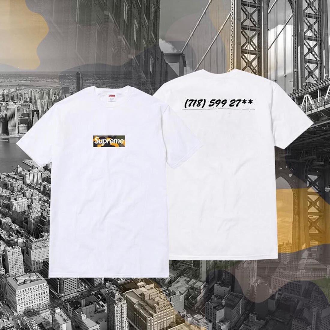 Brooklyn Supreme Box Logos