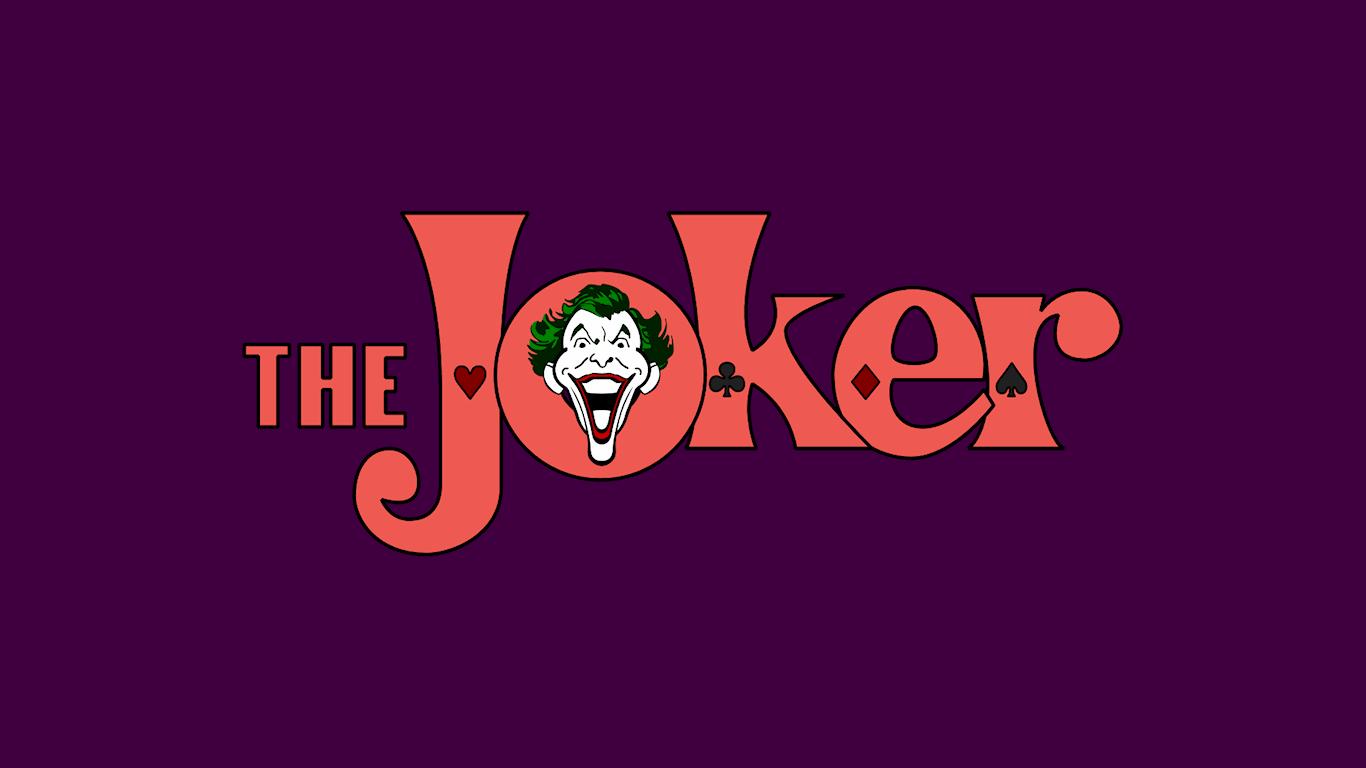 The joker logos