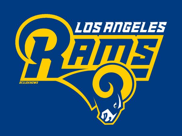 Los Angeles Rams Logos