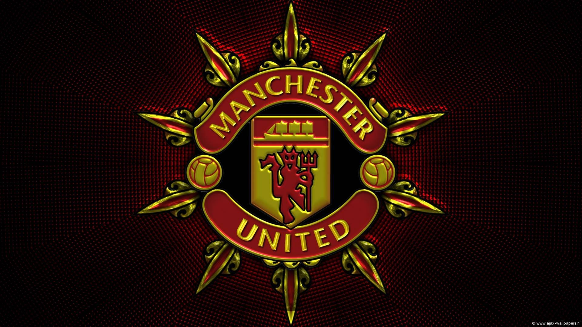 Manchester United Wallpaper Logos