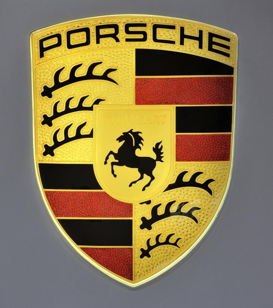 Porsche Car Logos