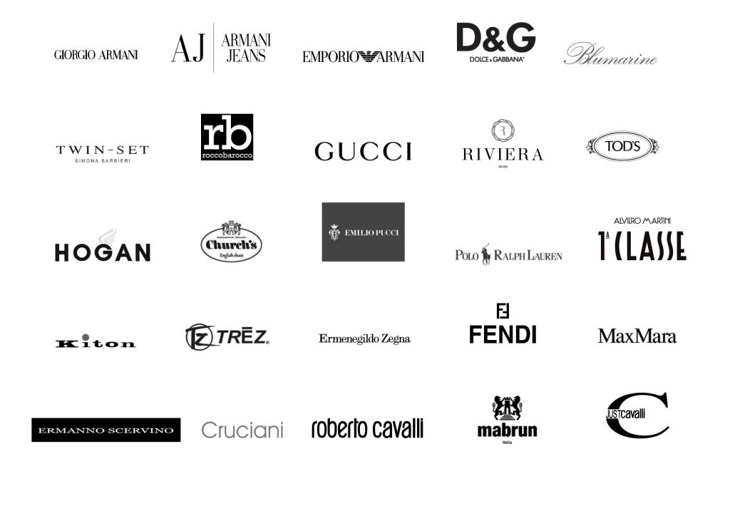 e85c946778dc Italian shoes brands Logos