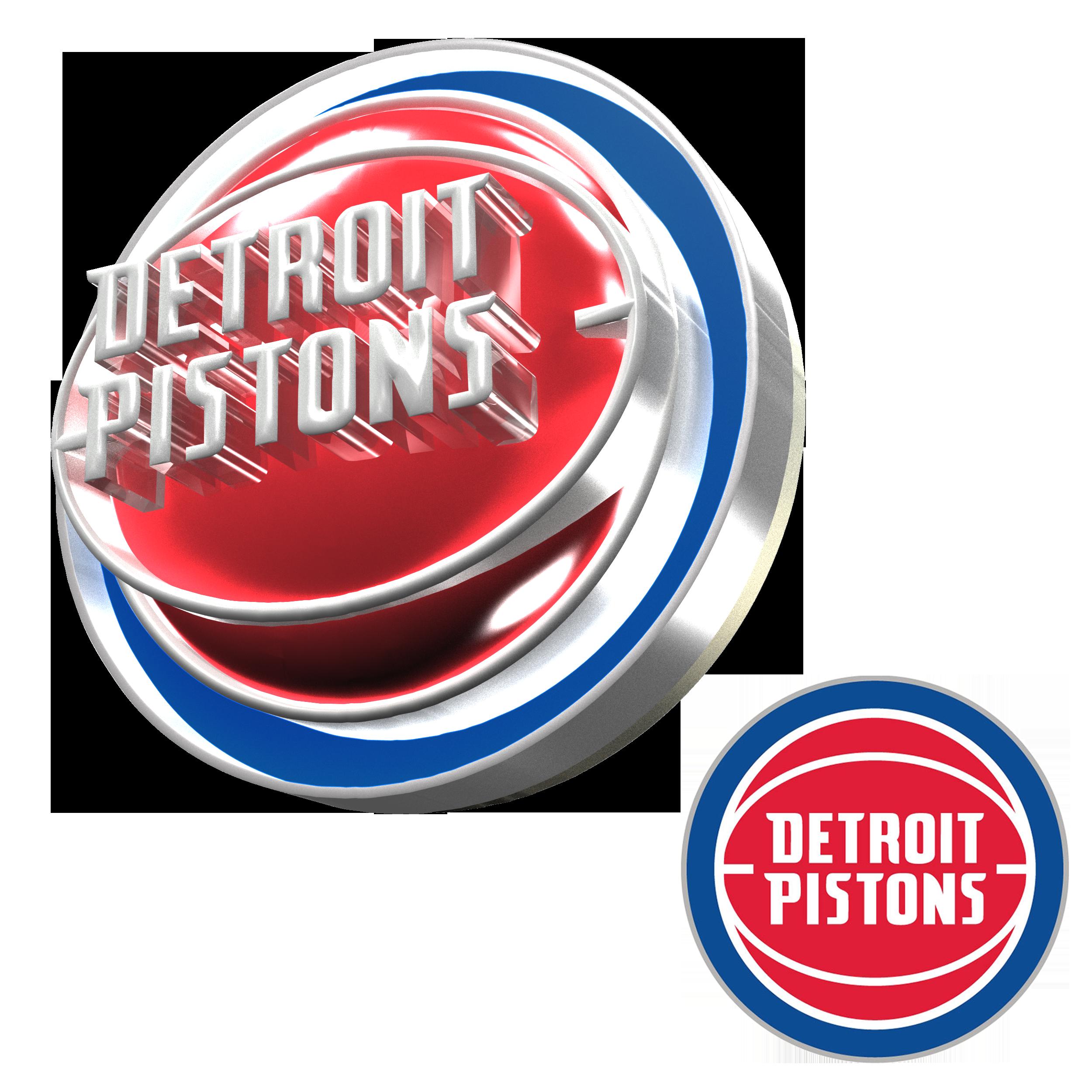 Pistons New Logos