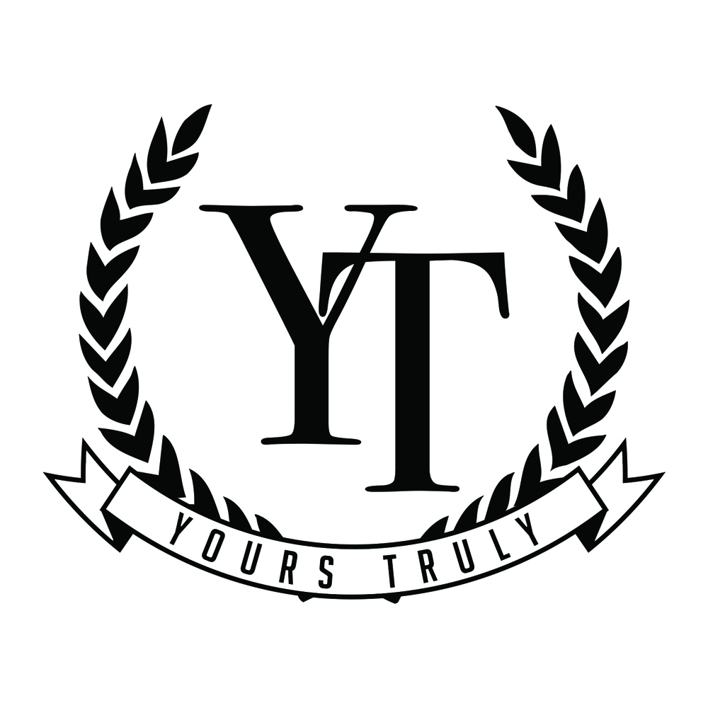yours truly logos