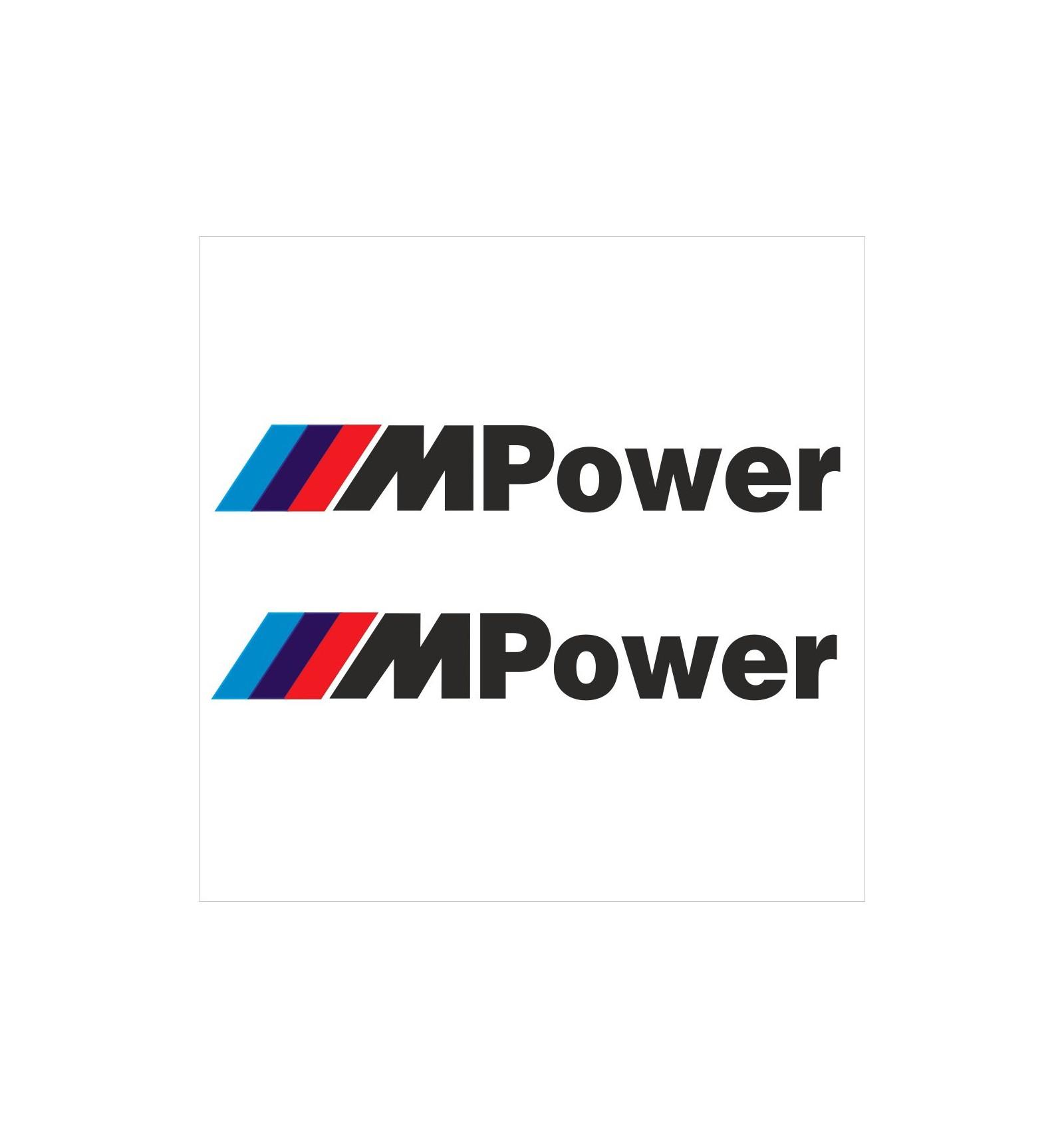 M power Logos