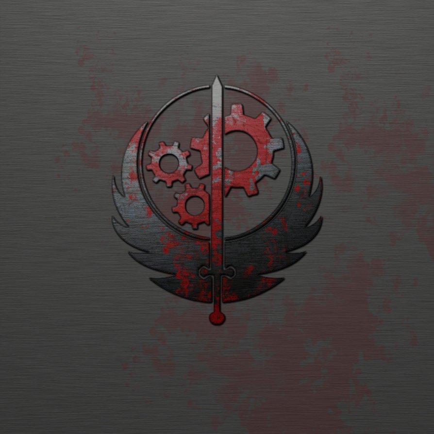 Brotherhood Of Steel Logos