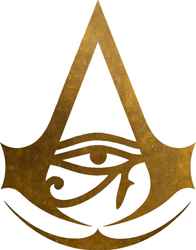 Assassins Creed Origins Logos