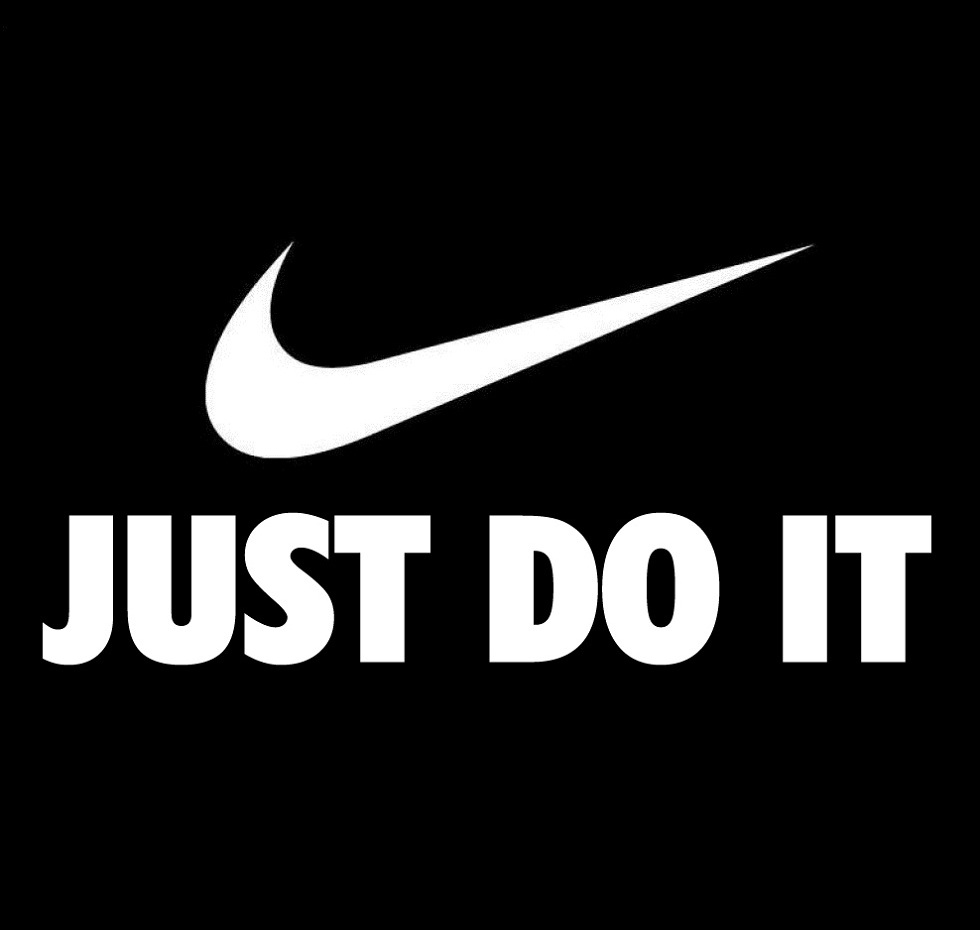Nike just do it Logos