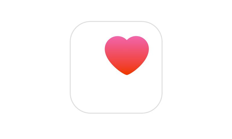 Apple Health Logos