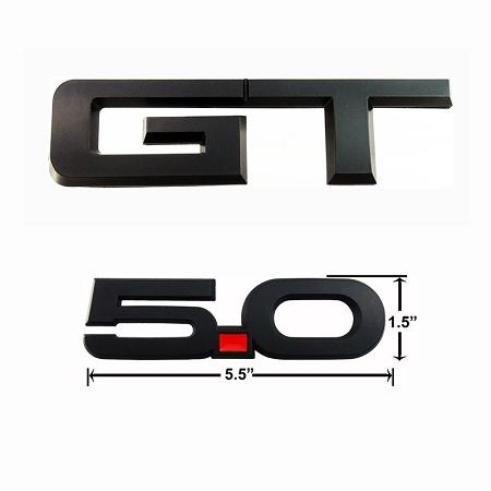 Ford Gt Logos