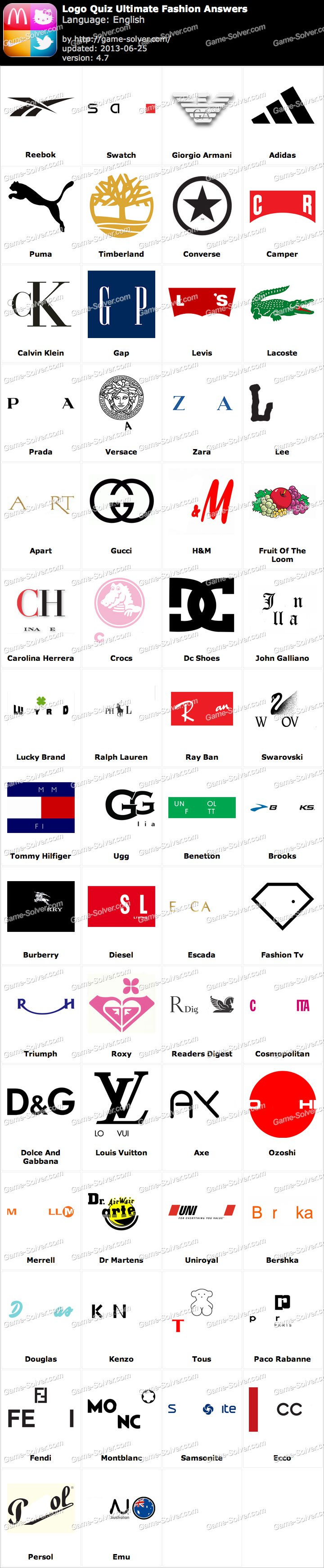 Italian Shoes Brands Logos