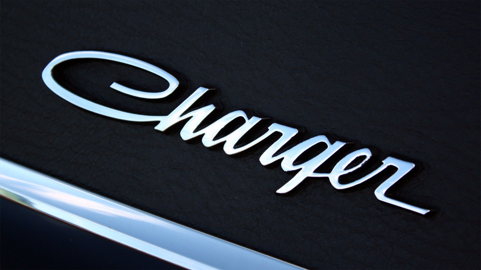 Dodge Charger Logos