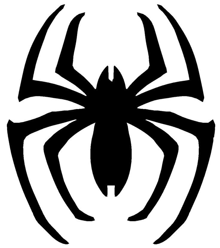 spiderman spider logos