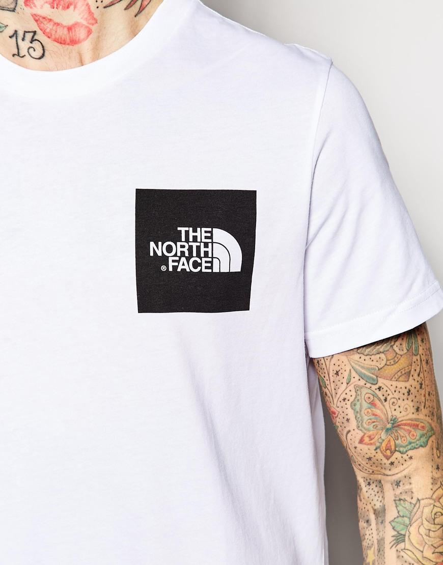 Fake north face Logos