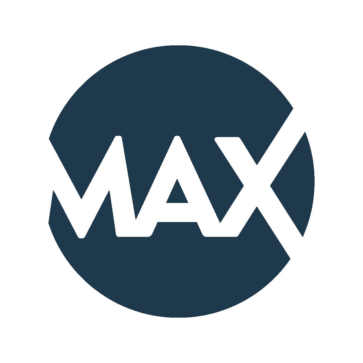 max logos