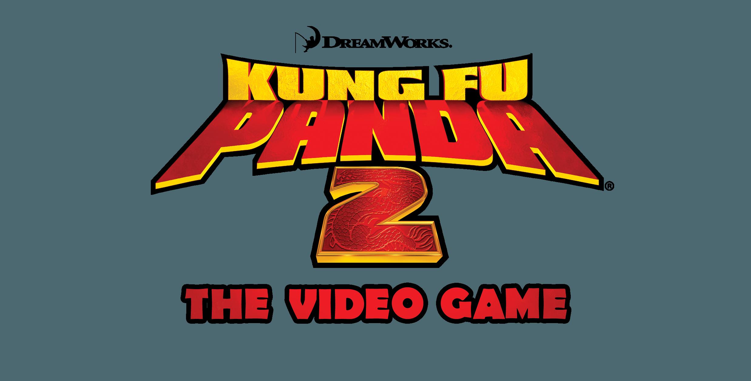 Kung Fu Panda Logos
