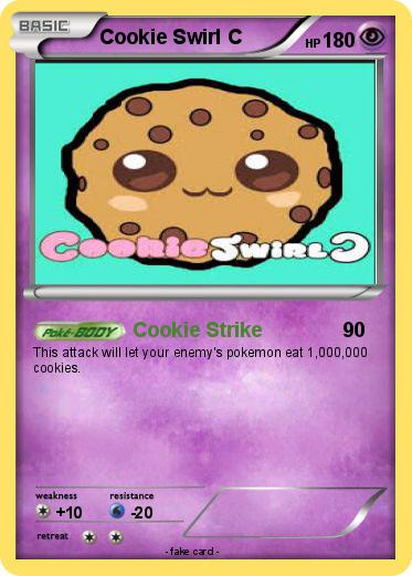 Cookie swirl c Logos