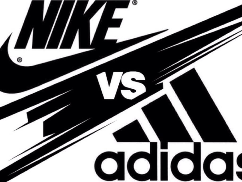 Nike Adidas Logos Gambar Logo Keren