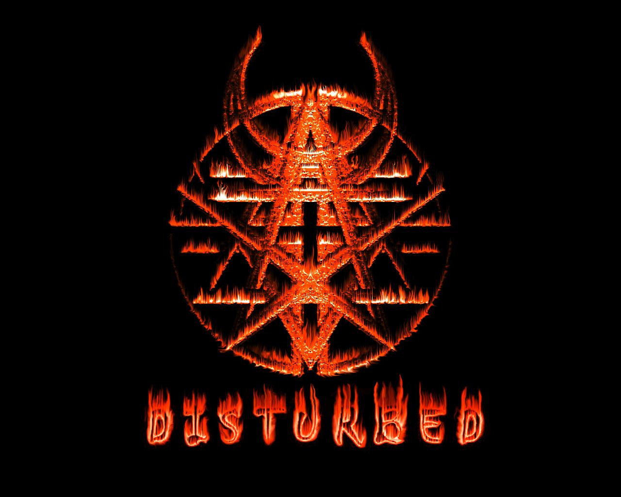 Disturbed Logos